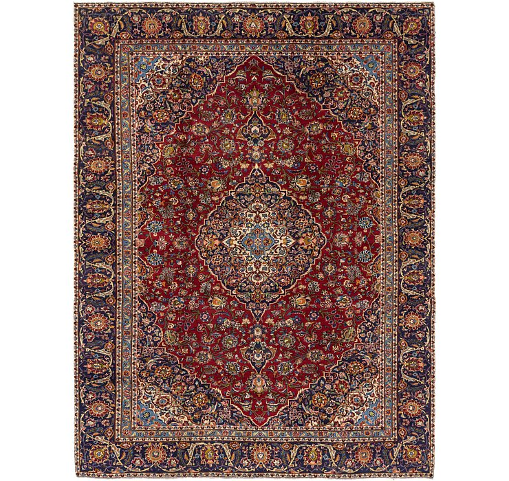 280cm x 365cm Kashan Persian Rug