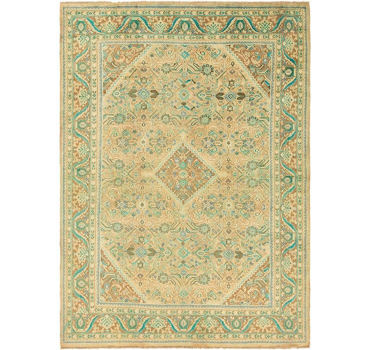 9' 7 x 13' 2 Mahal Persian Rug