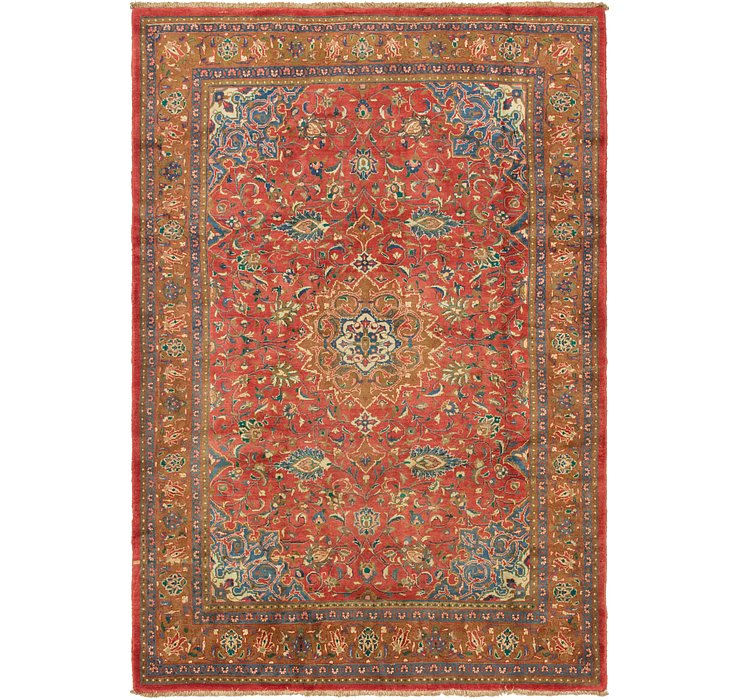 7' 2 x 10' 4 Farahan Persian Rug