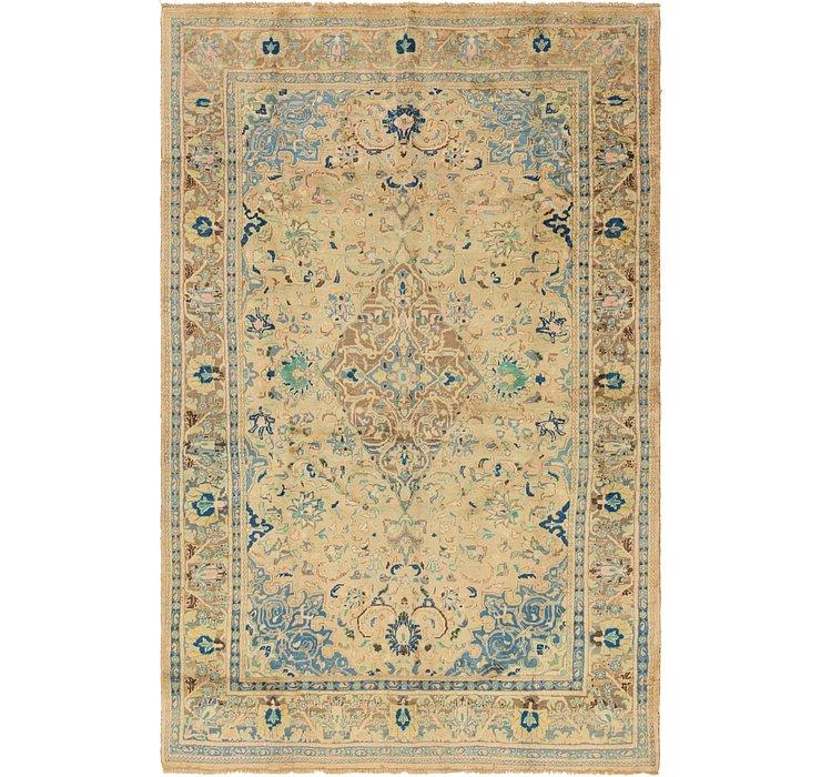 7' 2 x 11' 4 Mahal Persian Rug