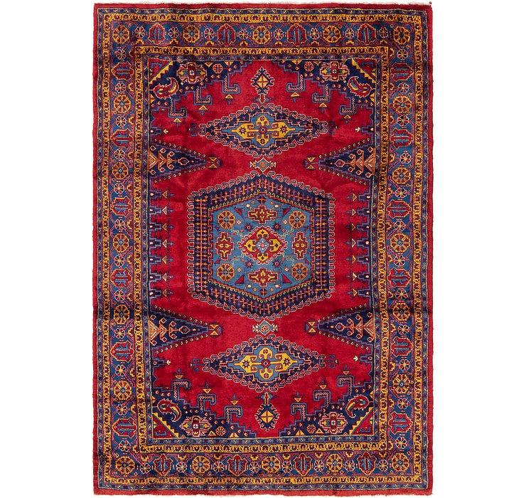 7' 4 x 11' Viss Persian Rug