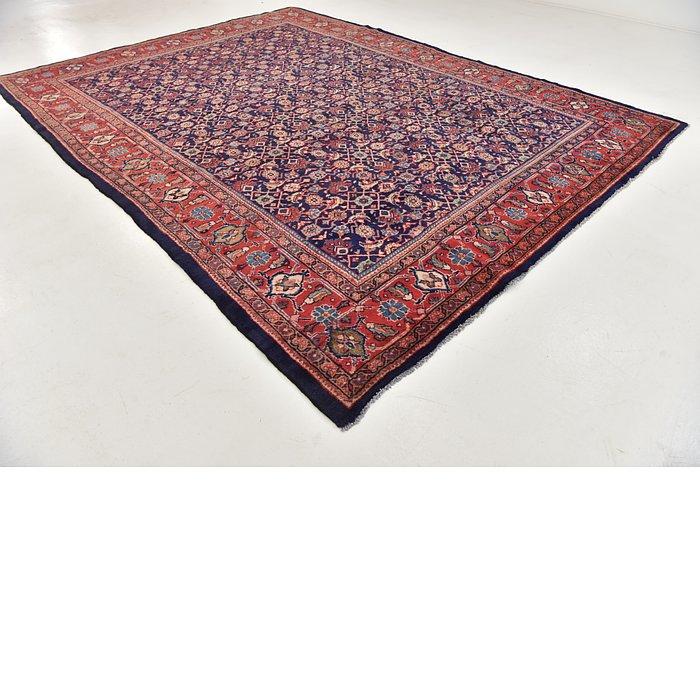 9' 4 x 12' 4 Farahan Persian Rug