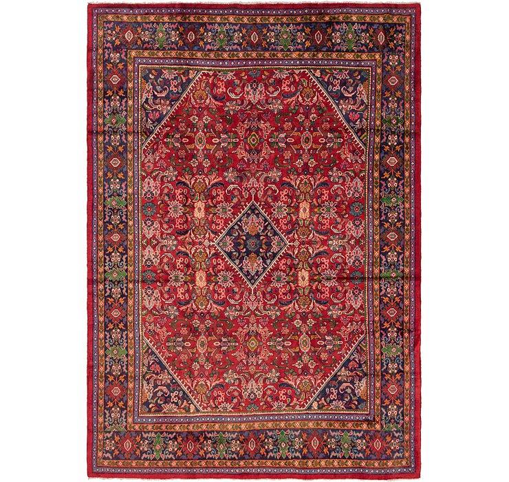 9' 6 x 13' 7 Mahal Persian Rug