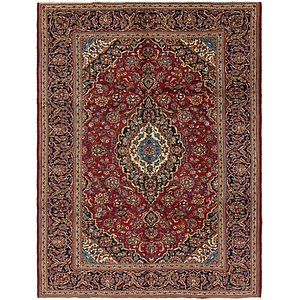 Link to 250cm x 330cm Kashan Persian Rug item page