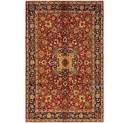 Link to 190cm x 297cm Tabriz Persian Rug