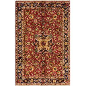 Link to 190cm x 297cm Tabriz Persian Rug item page