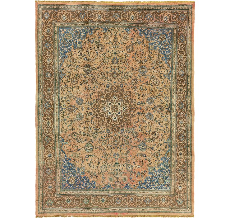 9' 7 x 12' 10 Farahan Persian Rug