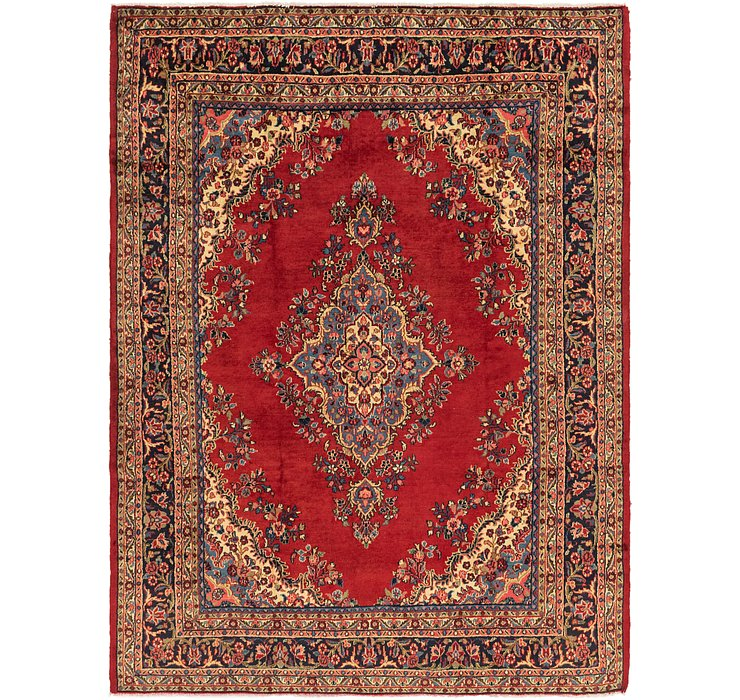 250cm x 328cm Shahrbaft Persian Rug