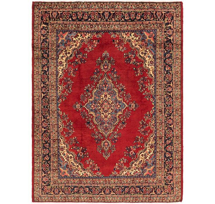 8' 3 x 10' 9 Shahrbaft Persian Rug