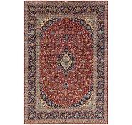 Link to 292cm x 432cm Kashan Persian Rug