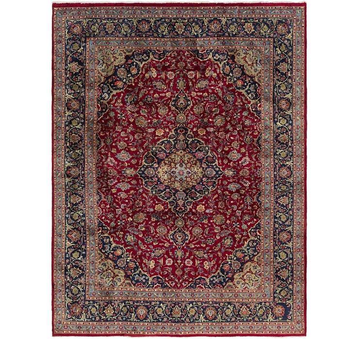 300cm x 373cm Mashad Persian Rug