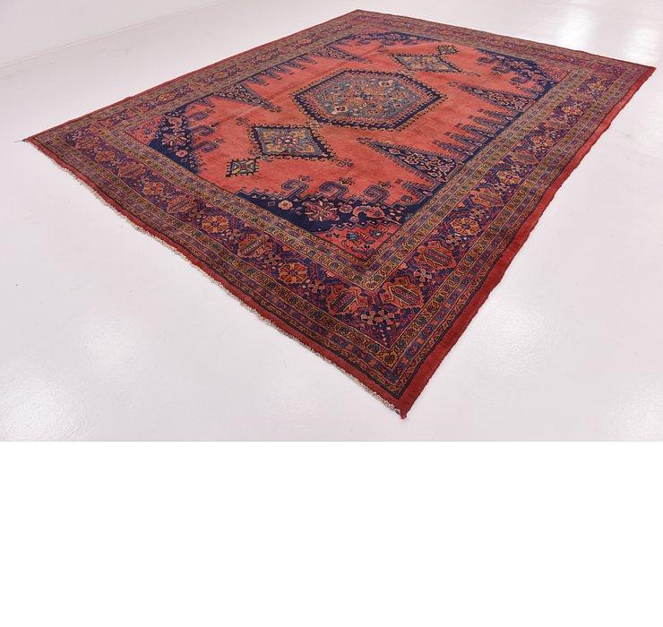 10' x 12' 5 Viss Persian Rug