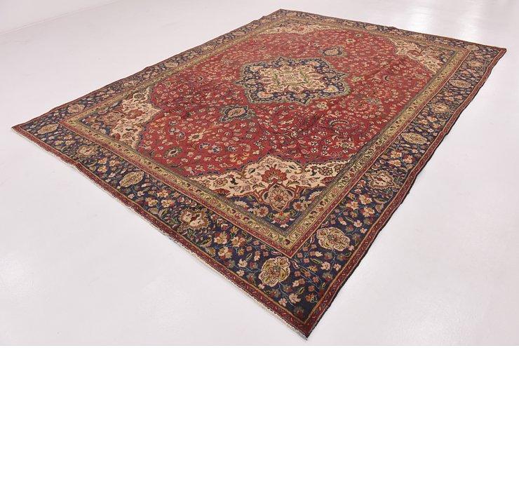 8' 9 x 12' Tabriz Persian Rug