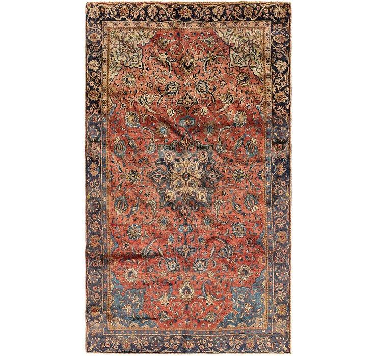 6' 4 x 11' 3 Farahan Persian Rug