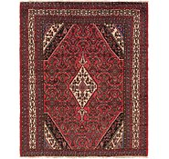 Link to 267cm x 325cm Hamedan Persian Rug