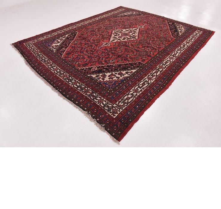8' 9 x 10' 8 Hamedan Persian Rug