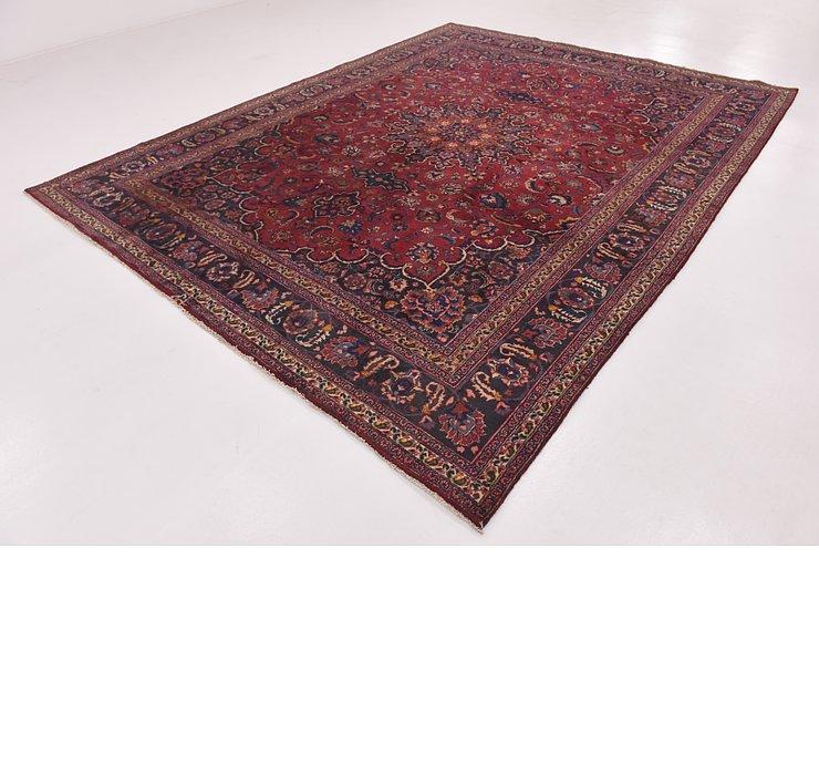 9' 4 x 12' 5 Mashad Persian Rug