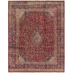 9' 8 x 12' 5 Mashad Persian Rug