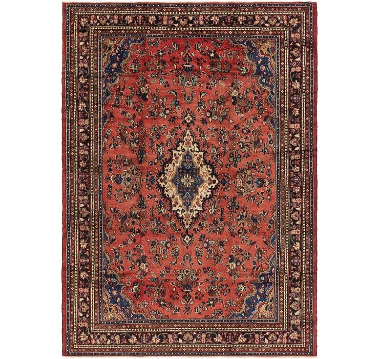 10' x 14' Hamedan Persian Rug