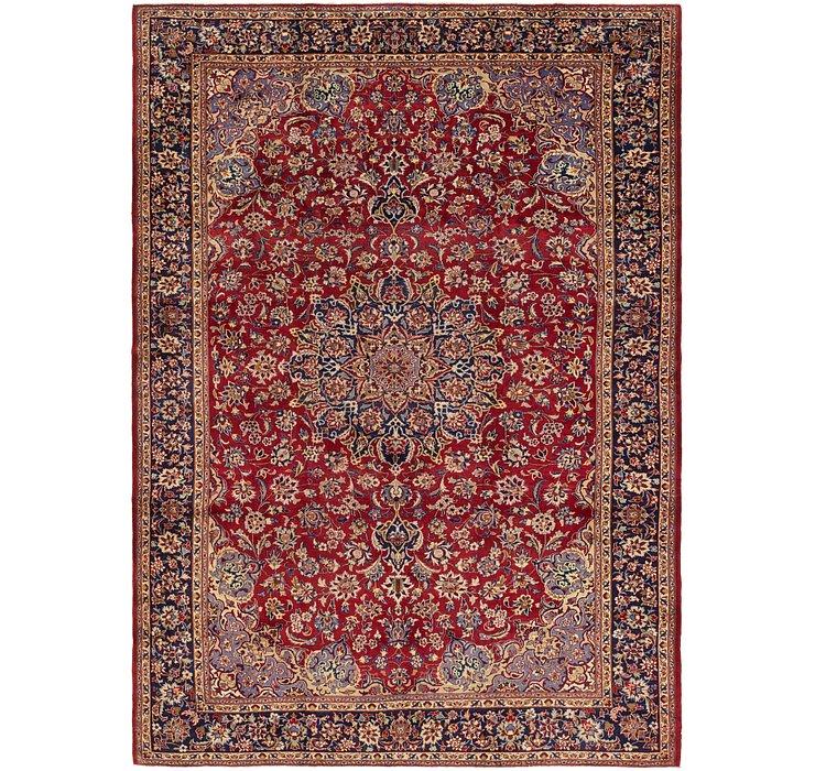 9' 7 x 13' 9 Isfahan Persian Rug