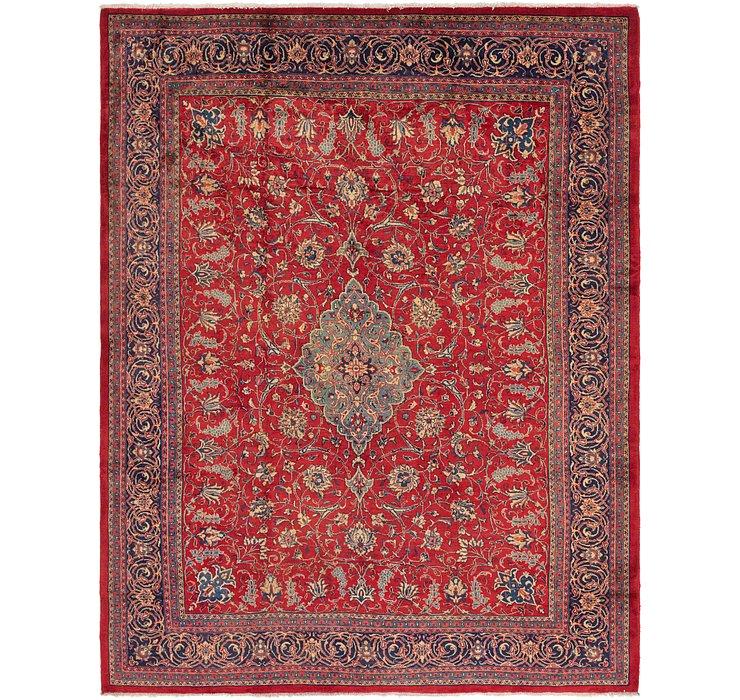 305cm x 405cm Mahal Persian Rug