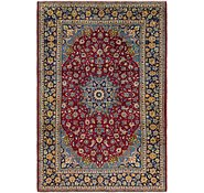 Link to 275cm x 395cm Isfahan Persian Rug