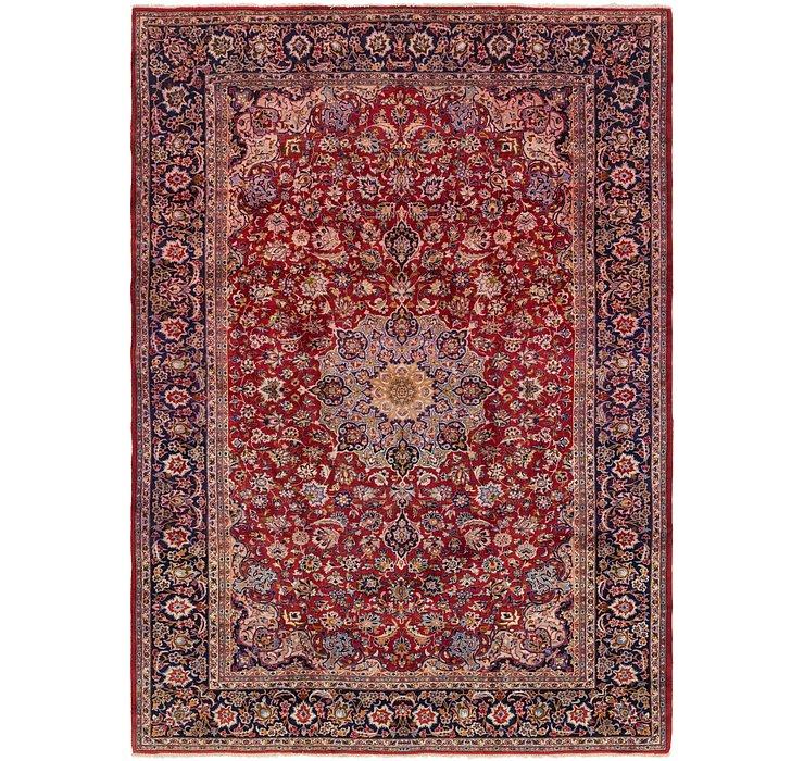 9' 6 x 13' 3 Isfahan Persian Rug