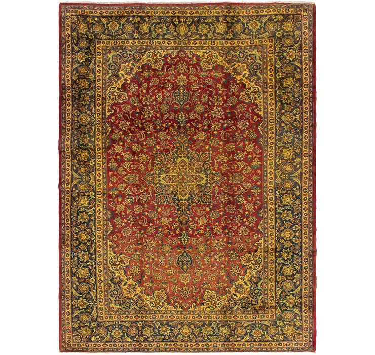292cm x 405cm Isfahan Persian Rug