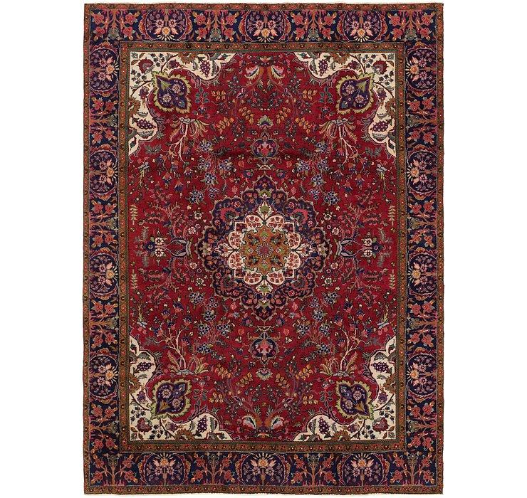 9' x 12' 2 Mashad Persian Rug