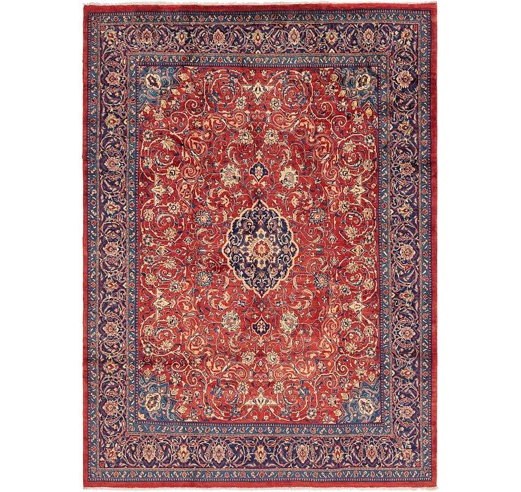 10' x 13' 7 Mahal Persian Rug