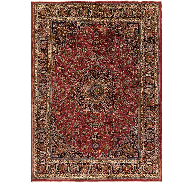 9' 5 x 13' 5 Mashad Persian Rug