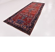 Link to 5' 3 x 14' Hamedan Persian Runner Rug