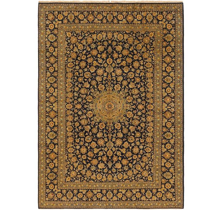 9' 5 x 13' 4 Kashan Persian Rug
