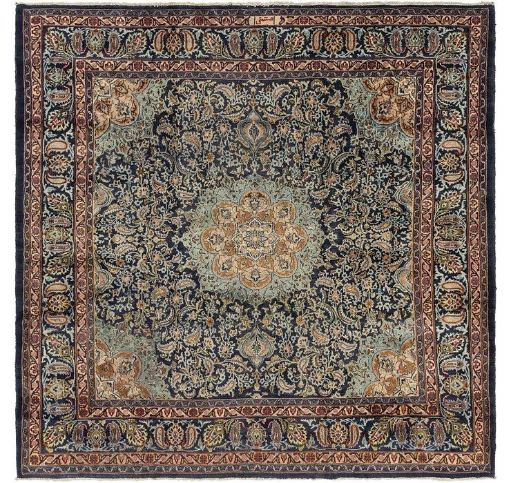 9' 10 x 10' Kashmar Persian Square ...