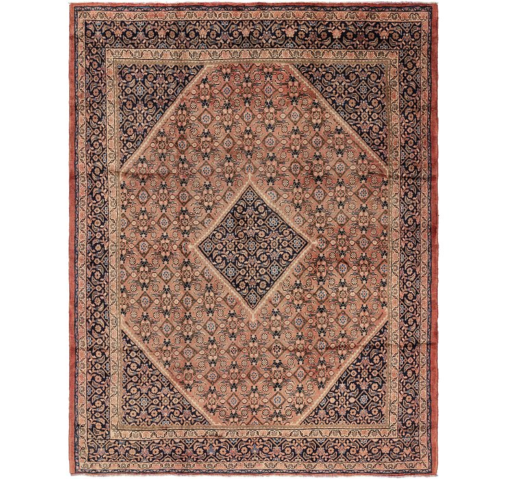 10' x 12' 7 Farahan Persian Rug