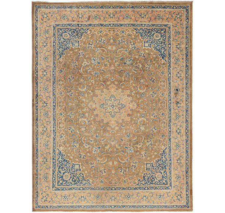 10' x 13' 4 Farahan Persian Rug