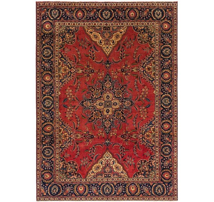 8' 5 x 11' 10 Tabriz Persian Rug