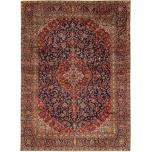 Link to 285cm x 385cm Kashan Persian Rug item page
