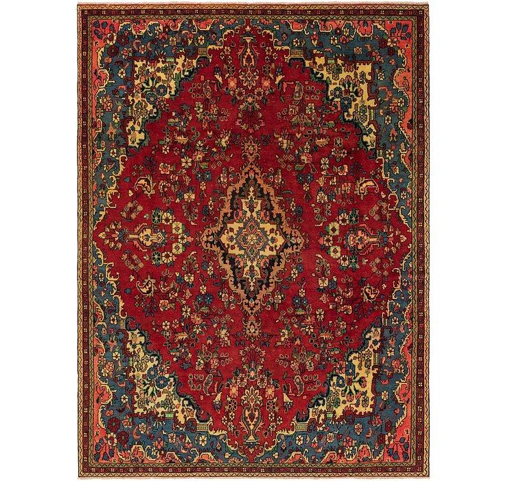 8' 2 x 10' 9 Hamedan Persian Rug