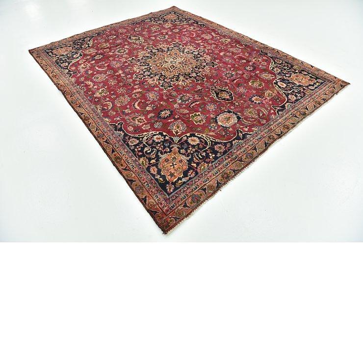 7' 4 x 9' 2 Mashad Persian Rug