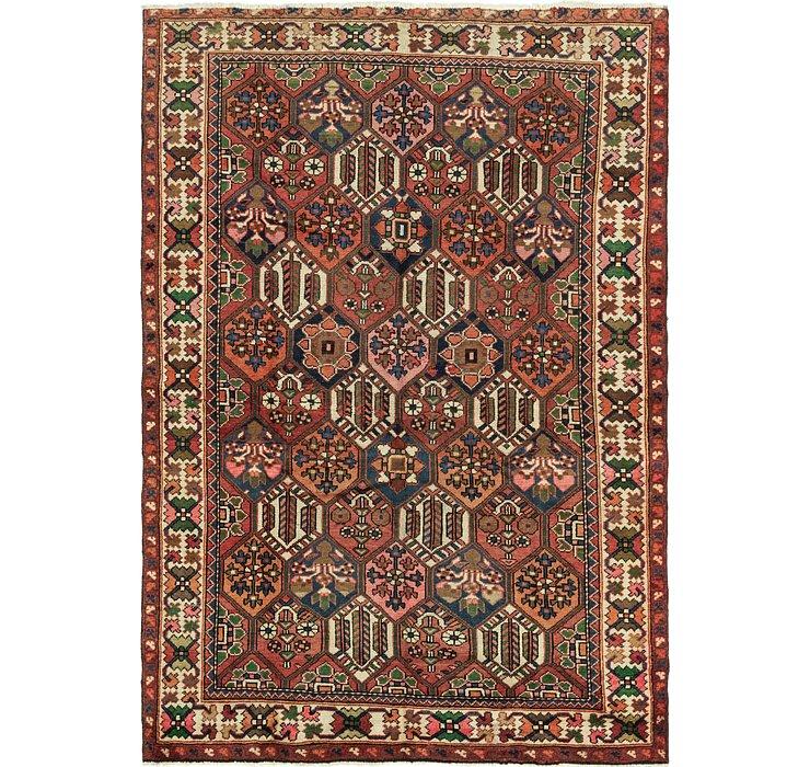6' 8 x 9' 8 Bakhtiar Persian Rug