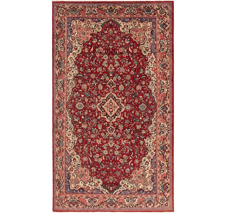 318cm x 550cm Meshkabad Persian Rug
