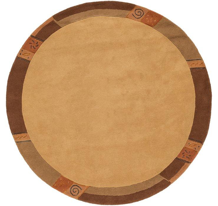 200cm x 200cm Nepal Round Rug