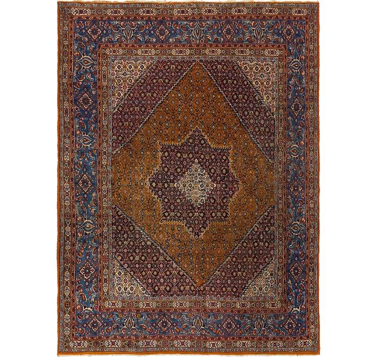 6' 4 x 8' 6 Mood Persian Rug