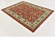 Link to 160cm x 218cm Kashan Design Rug