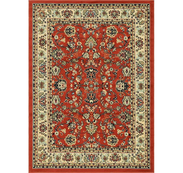 5' 3 x 7' 2 Kashan Design Rug