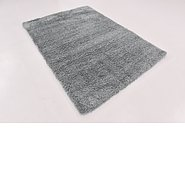 Link to 165cm x 225cm Solid Shag Rug