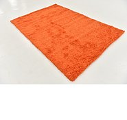 Link to 155cm x 230cm Solid Shag Rug