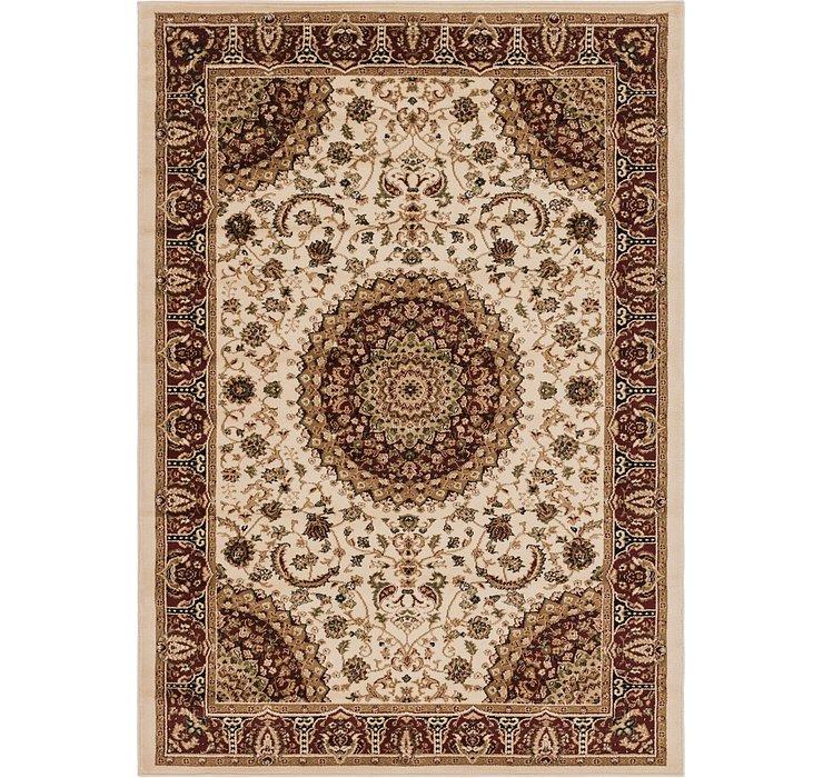 160cm x 230cm Kashan Design Rug