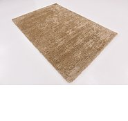 Link to 160cm x 230cm Luxe Solid Shag Rug